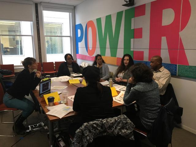 Power focus group