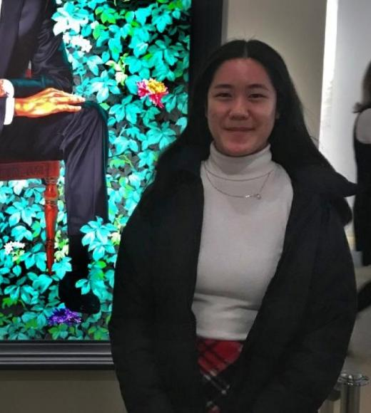 Portrait of Thuy Vi Nguyen