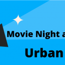movie night at the nest flyer